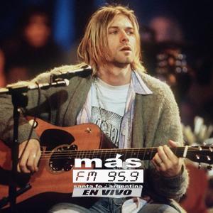 Se subastó el cardigan de Kurt Cobain.
